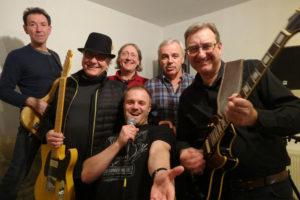 Bild der John Galonsy Band